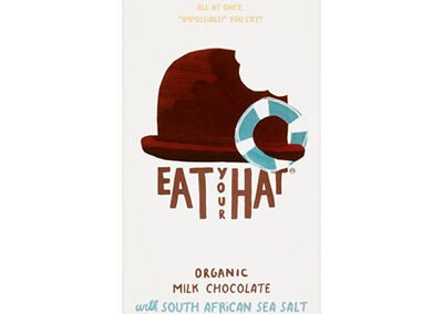 Organic Milk Chocolate with South African Sea Salt