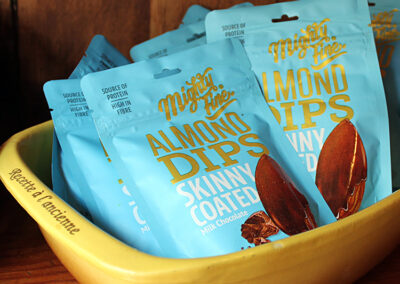 Aunt Fanny's Farm Shop Wimborne - The Mighty Fine Almonds
