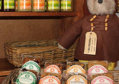Aunt Fanny's Farm Shop Wimborne - Cakes
